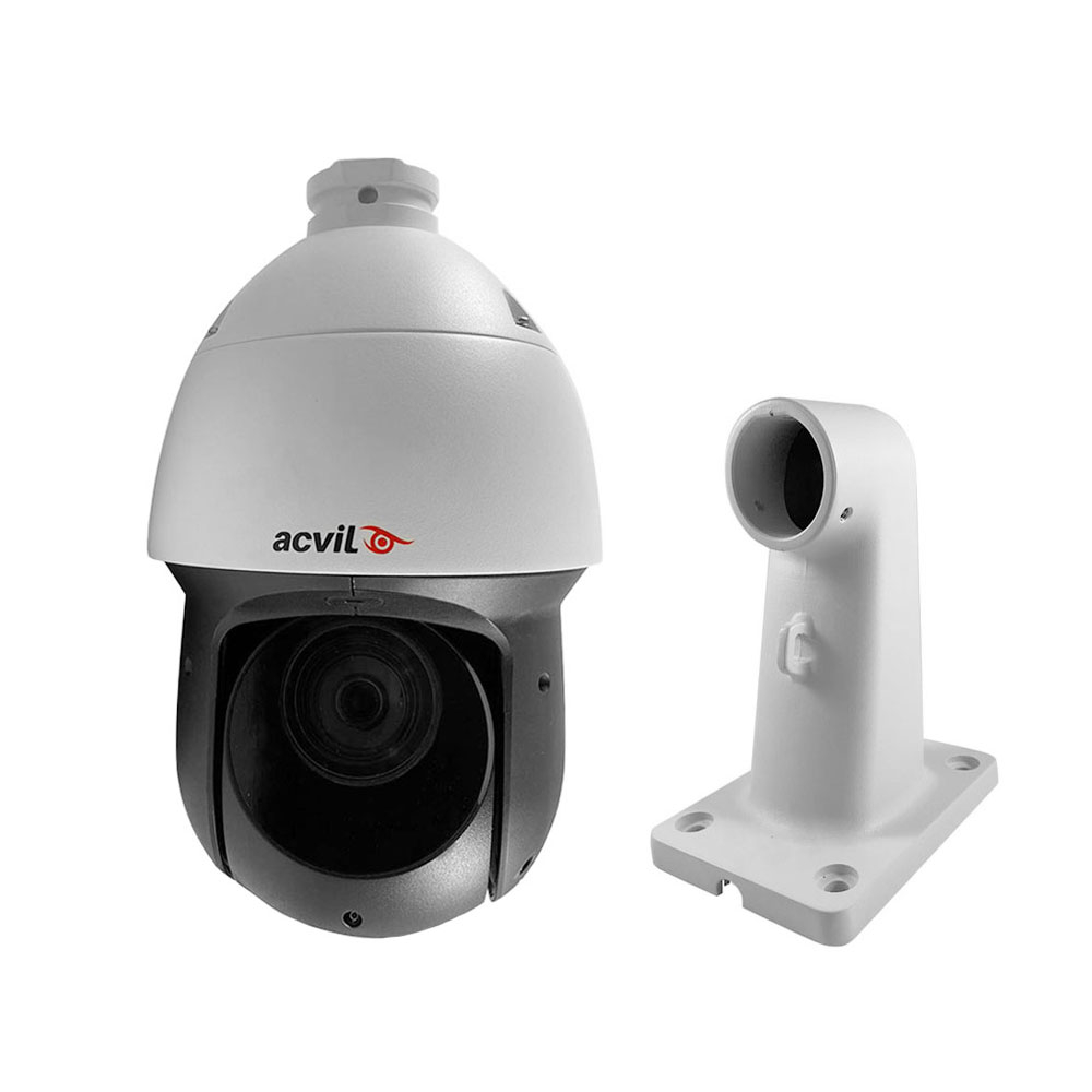 Camera supraveghere Speed Dome PTZ Acvil Pro SPD-25X100-1080PL, 2 MP, IR 100 m, 4.8 - 120 mm, motorizat, 25x imagine spy-shop.ro 2021