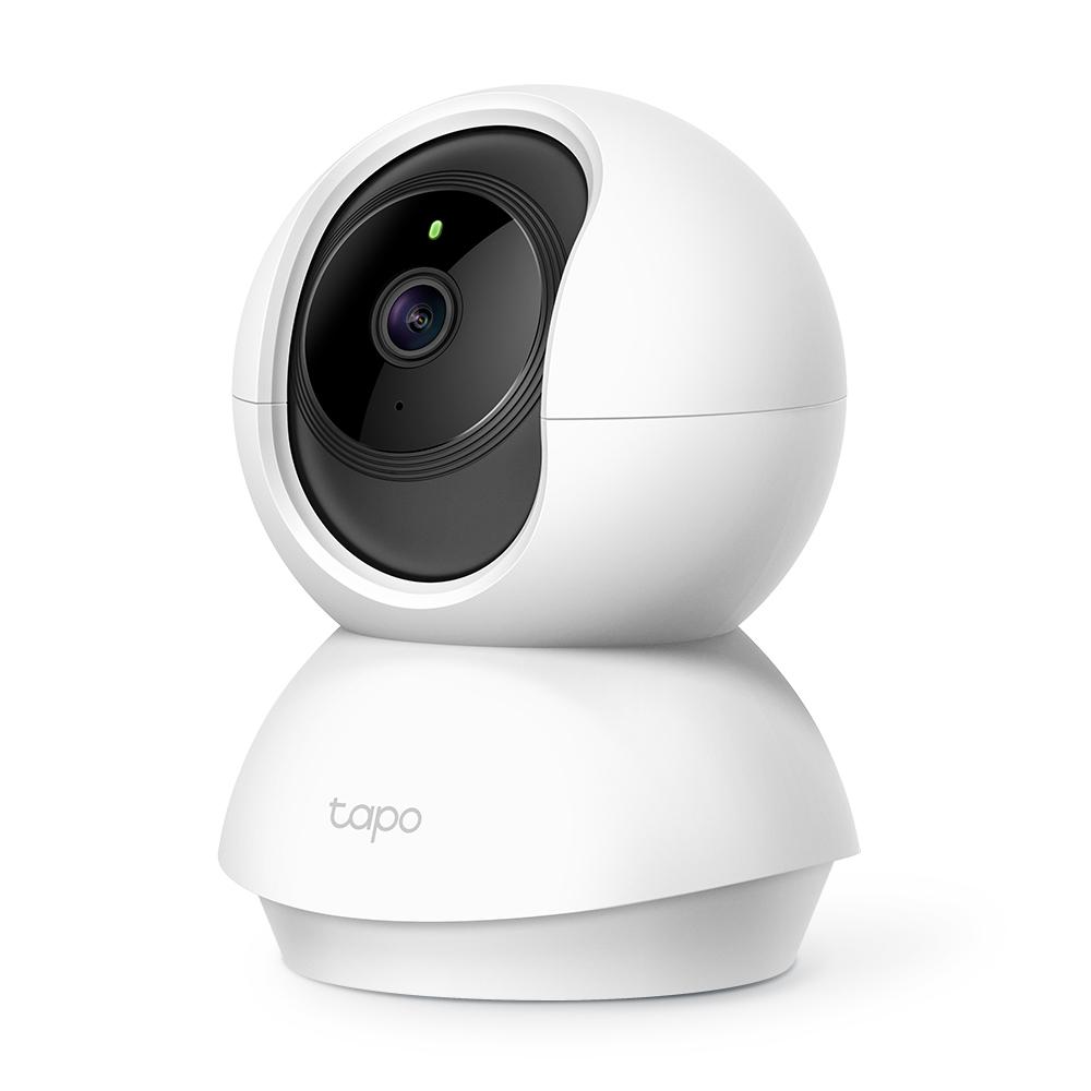 Camera supraveghere wireless TP-Link Tapo C200, 2MP, IR 9 m, 4 mm, microfon, slot card imagine
