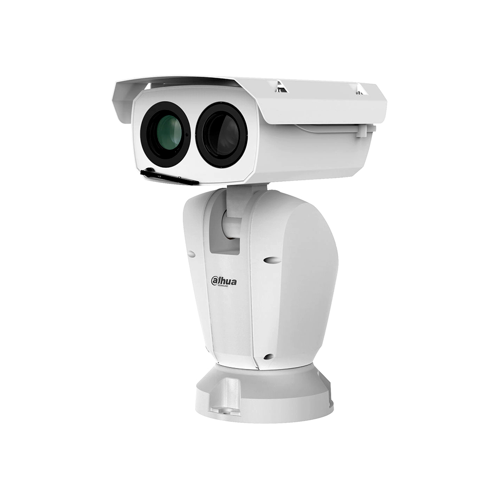 Camera termica IP Dahua DH-TPC-PT8620A-TB, 2 MP, IR 150 m, detectie incendiu, masurare temperatura imagine