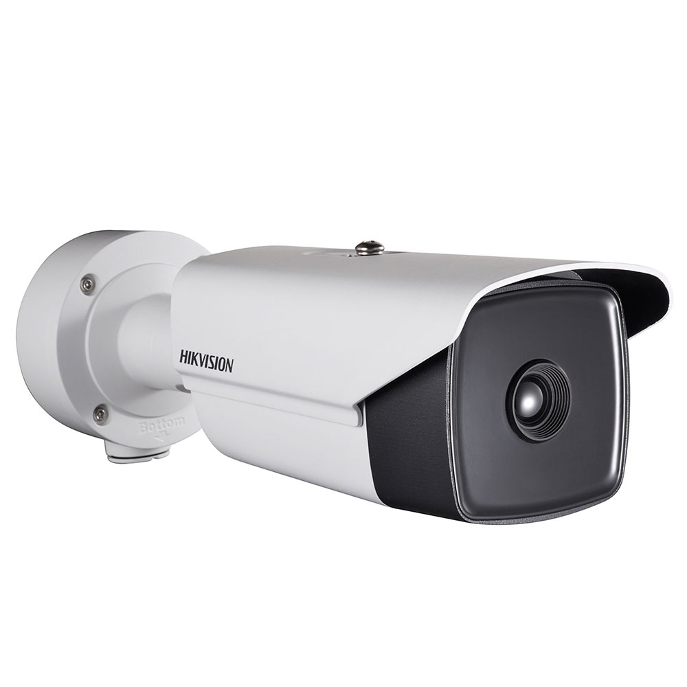 Camera termica IP Hikvision DS-2TD2136-15 15mm imagine
