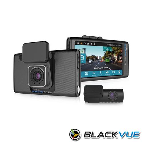 CAMERA VIDEO PENTRU MASINA CU ECRAN LCD BLACKVUE DR750LW-2CH