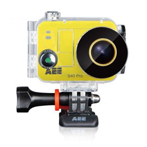 Camera video pentru sportivi AEE S40 Pro, 8 MP imagine spy-shop.ro 2021