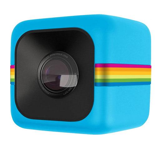 Camera video pentru sportivi Polaroid POLC3BL, albastru imagine spy-shop.ro 2021