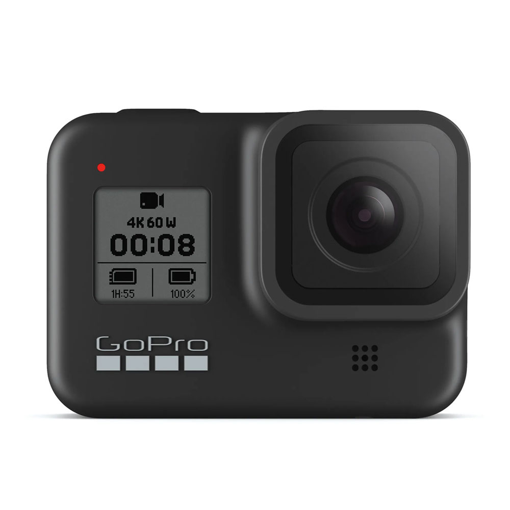 Camera video pentru sportivi GoPro Hero 8 Black, 4K, WiFi, GPS imagine spy-shop.ro 2021
