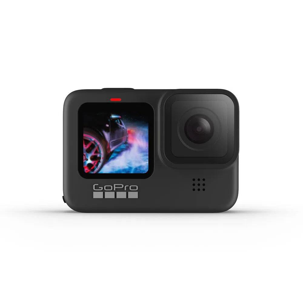 Camera video pentru sportivi GoPro Hero 9 Black, 5K, WiFi, GPS imagine spy-shop.ro 2021