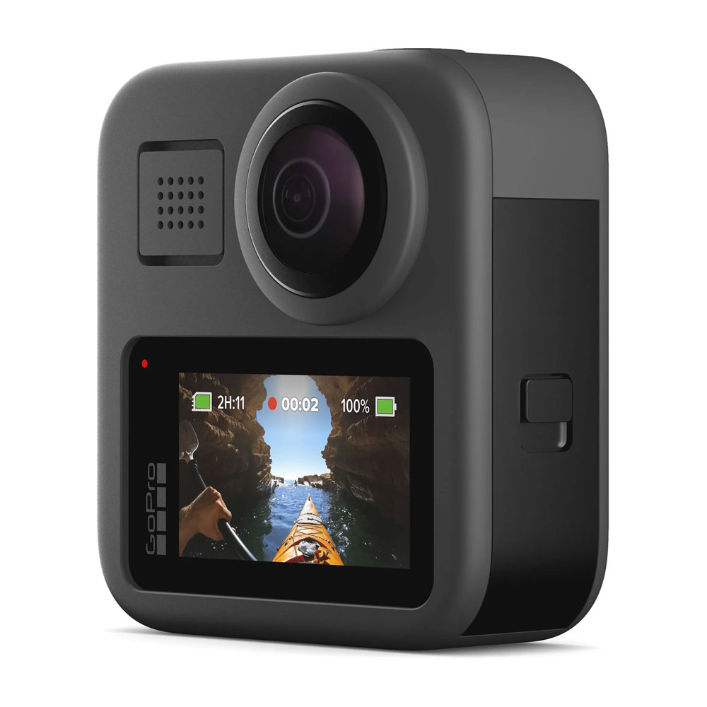 Camera video pentru sportivi GoPro Max 360, 6K, WiFi, GPS imagine spy-shop.ro 2021