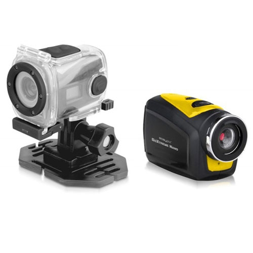 Camera video pentru sportivi GoXtreme GOX-N, 1 MP, rezistenta la apa