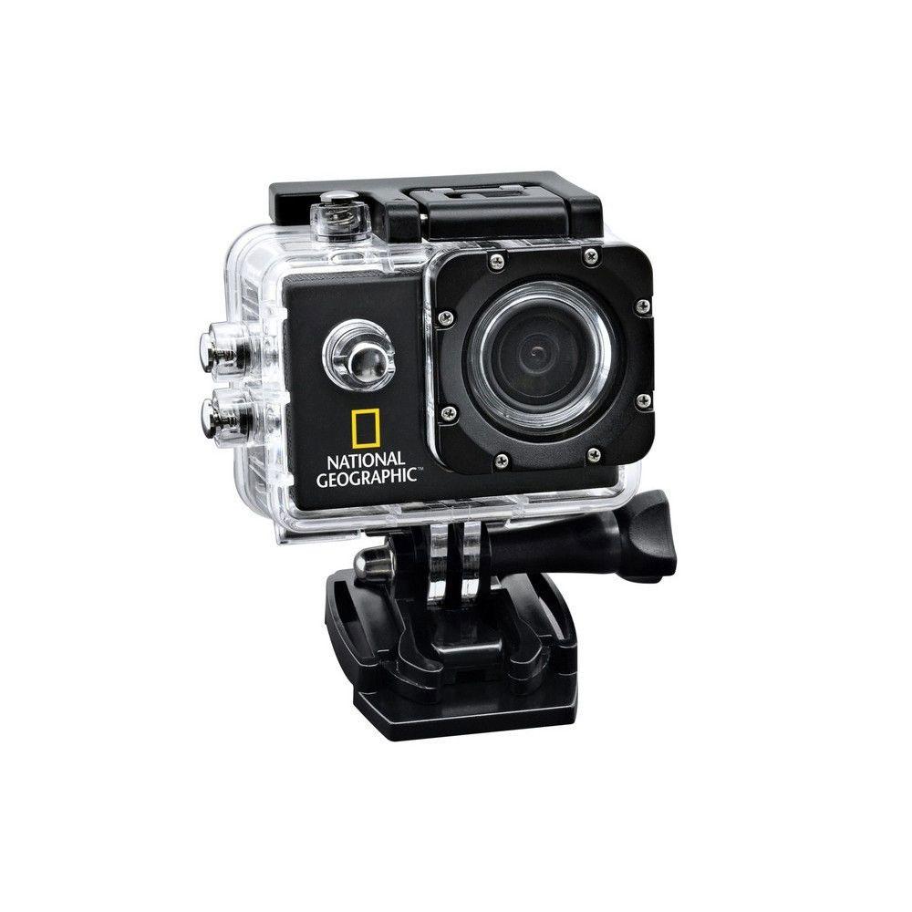Camera video pentru sportivi National Geographic 9083000, Full HD, 1.5 inch, 140 grade imagine spy-shop.ro 2021