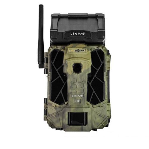 Camera video pentru vanatoare SpyPoint LINK-S, 12 MP, GSM 4G LTE, IR 30 m imagine spy-shop.ro 2021