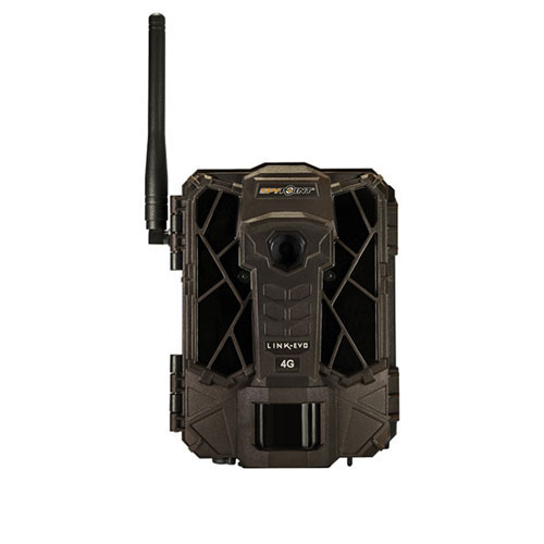 Camera video pentru vanatoare SpyPoint LINK-EVO, 12 MP, GSM 4G, IR 27.4 m imagine spy-shop.ro 2021