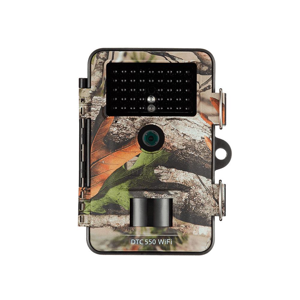 Camera video pentru vanatoare Minox DTC 550, 16 MP, IR 20 m, WiFi, microfon