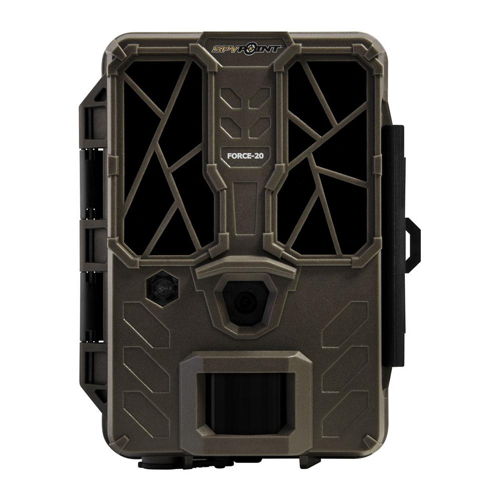 Camera video pentru vanatoare SpyPoint Force-20, 20 MP, IR 24 m imagine spy-shop.ro 2021