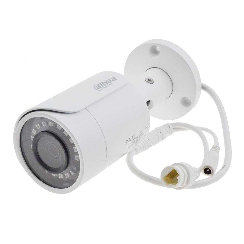 Camera de supraveghere IP exterior Dahua IPC-HFW1531S-0360B, 5 MP, IR 30 m, 2.8 mm, PoE