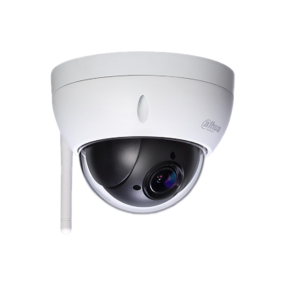 Camera supraveghere IP wireless Dahua Starlight SD22204UE-GN-W, 2 MP, 2.7 mm imagine spy-shop.ro 2021