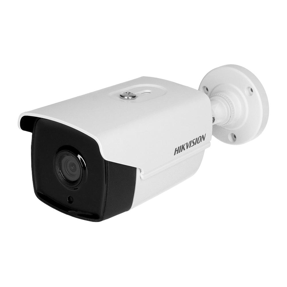 Camera supraveghere exterior Hikvision TurboHD DS-2CE16C0T-IT5F, 1 MP, IR 80 m, 3.6 mm imagine spy-shop.ro 2021