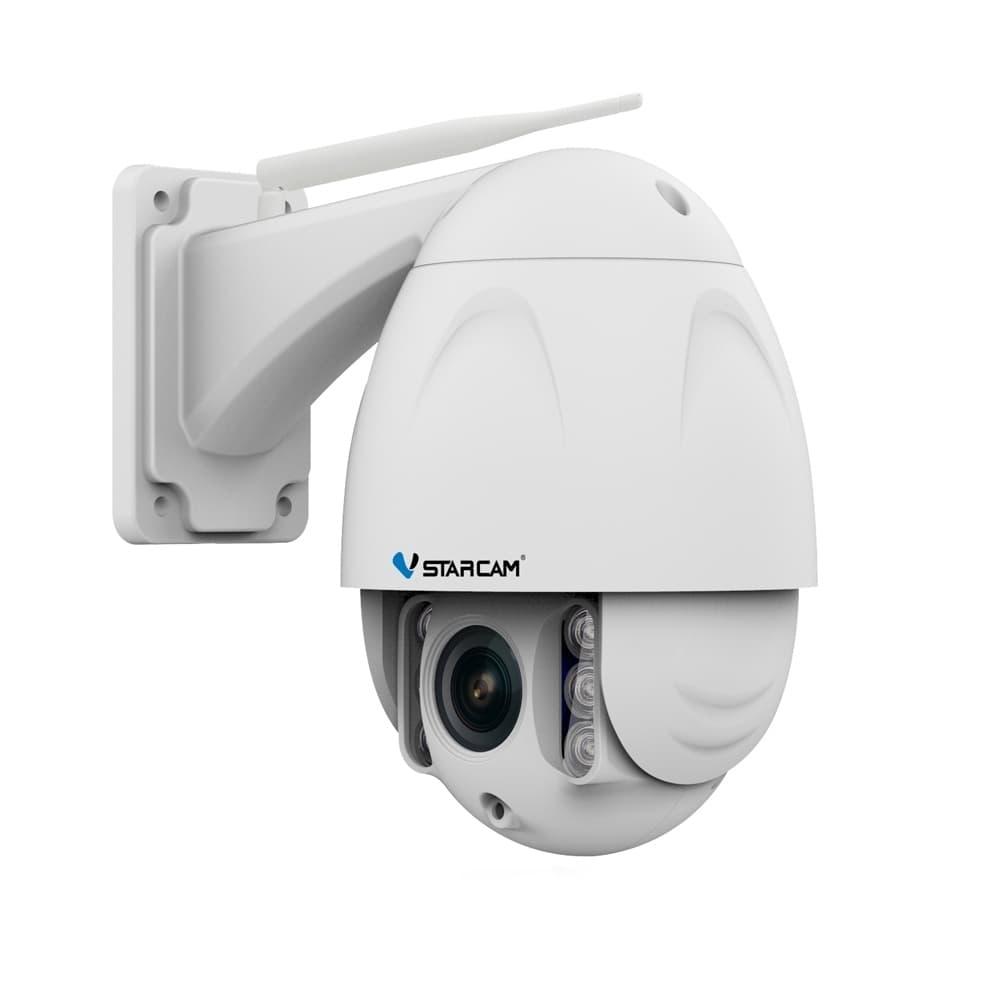 Camera supraveghere IP wireless Vstarcam C34S-X4, 2 MP, IR 30 m, 3.3 - 12 mm, 4x imagine