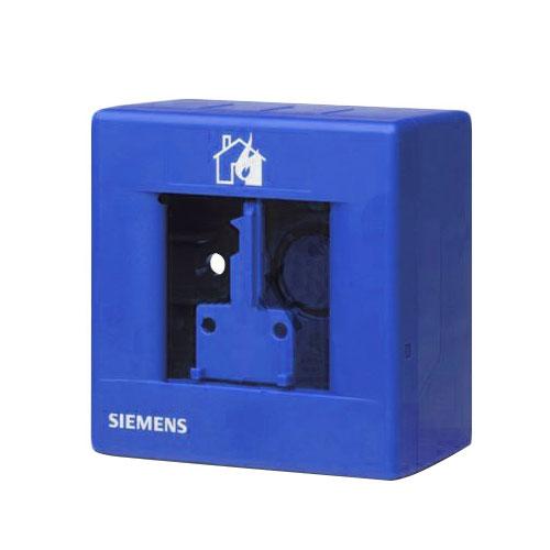 Carcasa buton de incendiu albastra Siemens FDMH291-B imagine spy-shop.ro 2021