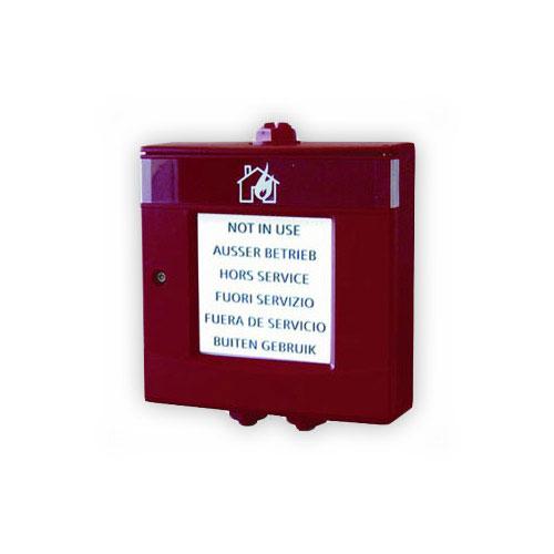 Carcasa buton de incendiu rosie Siemens FDMH292-R imagine spy-shop.ro 2021
