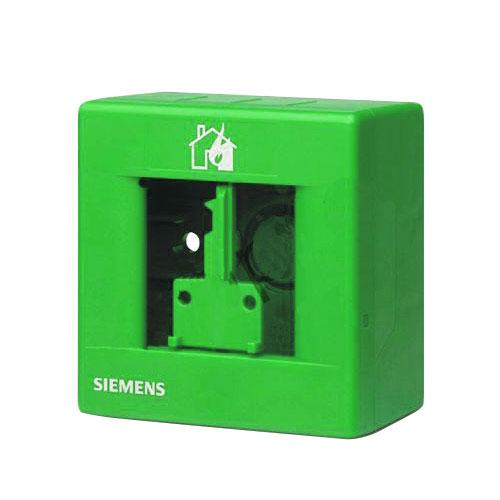 Carcasa buton de incendiu verde Siemens FDMH291-G imagine spy-shop.ro 2021