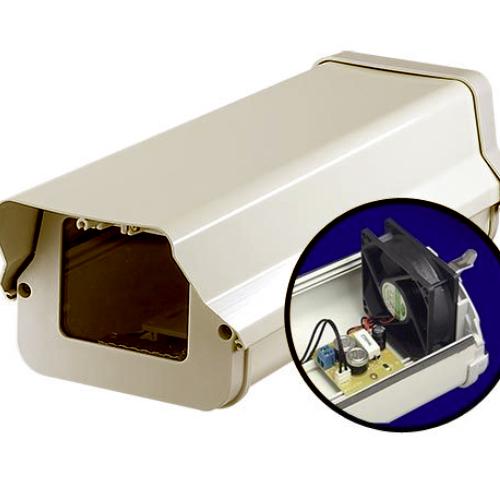 CARCASA DE EXTERIOR DIN ALUMINIU CU HEATER TS-H11 imagine spy-shop.ro 2021
