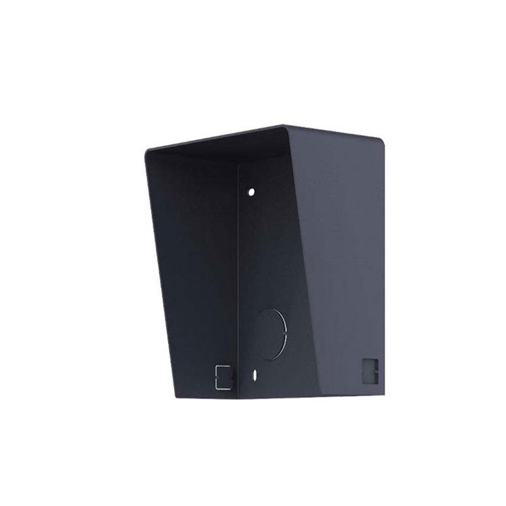 Carcasa de protectie interfon modular Hikvision DS-KABD8003-RS1, 1 modul, aparent imagine spy-shop.ro 2021