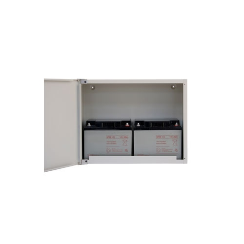 Carcasa de protectie pentru 2 acumulatori Bentel FC500BX