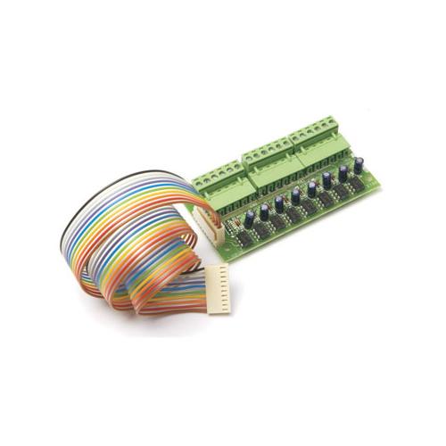 Card 8 intrari programabile Advanced MXP-014(F), 24 Vdc