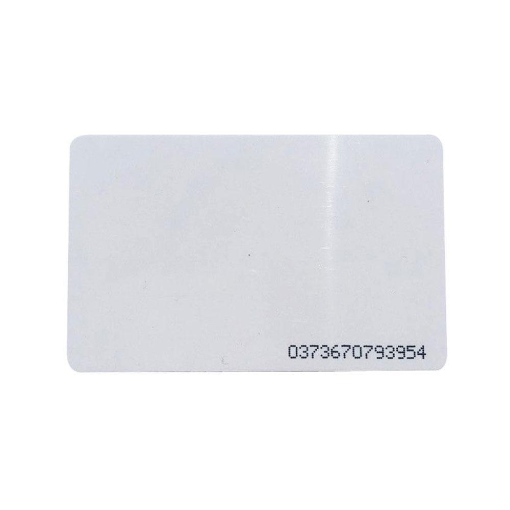 Card de proximitate RFID ISO TK4100, 125 Khz, inscriptionat 13D imagine