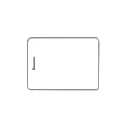 Cartela de proximitate Genway CARD.04, 125 KHz, EM 4305, programabila imagine
