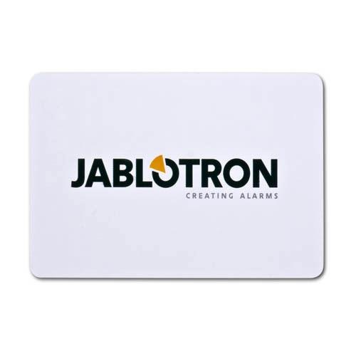 Cartela de proximitate RFID Jablotron JA-190J, 125 KHz imagine spy-shop.ro 2021