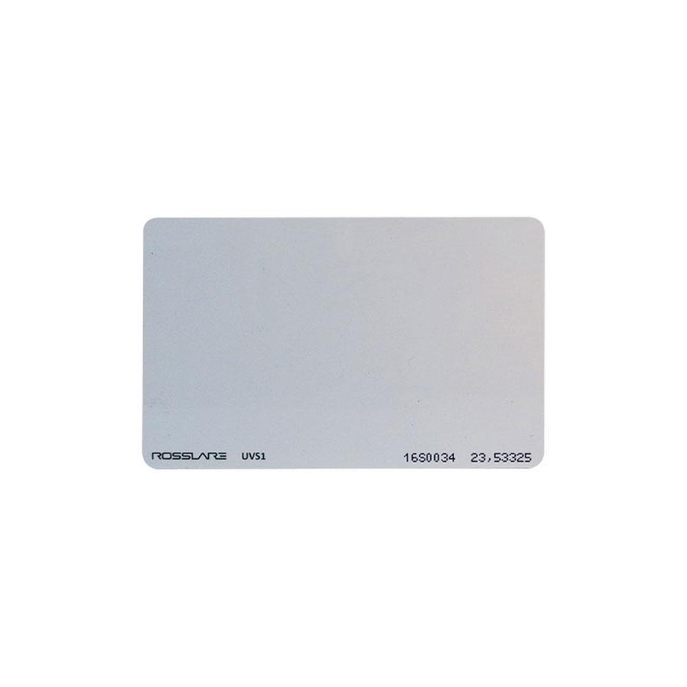 Cartela de proximitate ROSSLARE LT-UVS, 26 bit imagine spy-shop.ro 2021