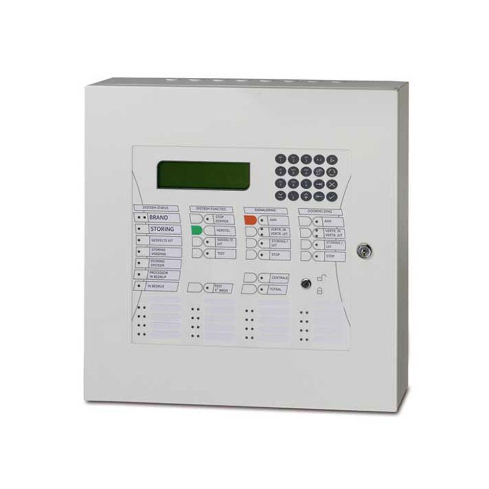 Centrala adresabila de alarmare la incendiu UTC Fire&Security FP1216C-45, 2-4 bucle, 128 adrese/bucla, 16 zone imagine
