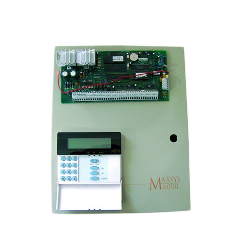 CENTRALA ALARMA ANTIEFRACTIE DSC MAXSYS PC6010
