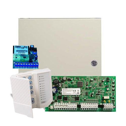 CENTRALA ALARMA ANTIEFRACTIE DSC POWER PC 1616-COMBO
