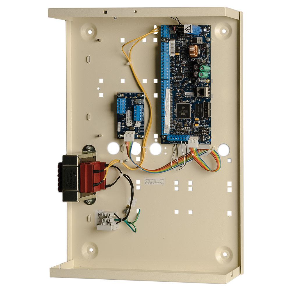 Centrala alarma antiefractie hibrid UTC Advisor Advanced ATS4500A-IP-MM, 64 partitii, 8-512 zone, 2000 utilizatori imagine