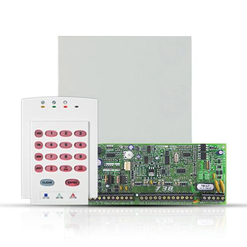 CENTRALA ALARMA ANTIEFRACTIE kit PA-738ULT