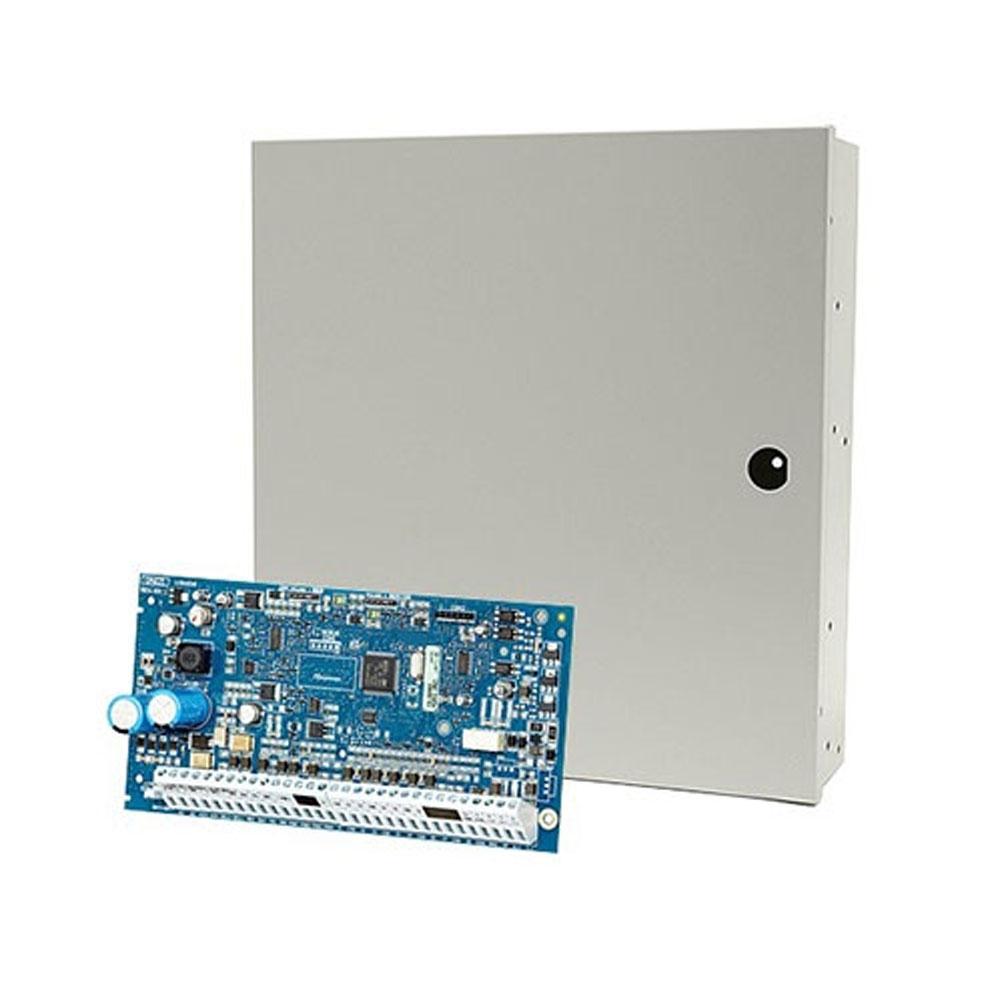Centrala alarma antiefractie NEO DSC NEO-2016NK cu cutie PC 5003, 2 partitii, 6 zone, 48 utilizatori imagine