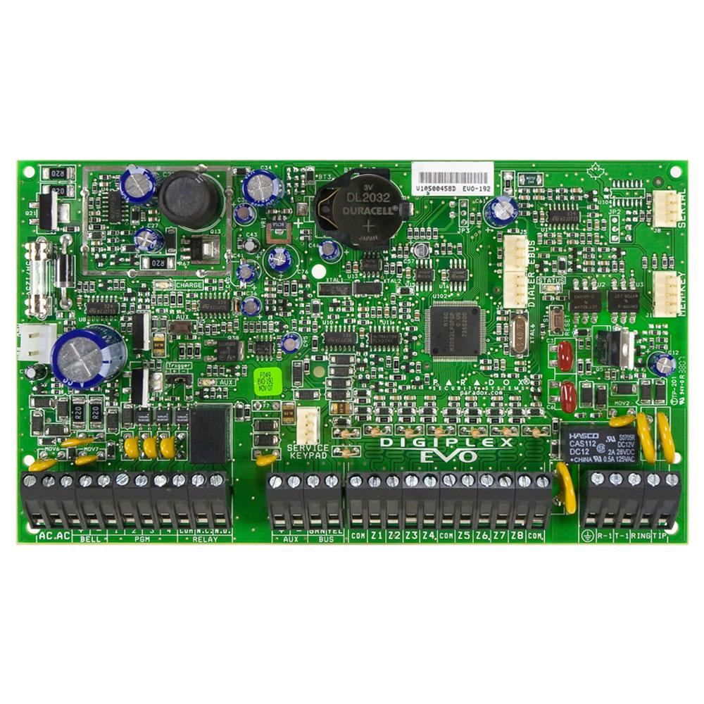 Centrala alarma antiefractie Paradox Digiplex EVO192, 8 zone, 8 partitii, 2048 evenimente imagine spy-shop.ro 2021