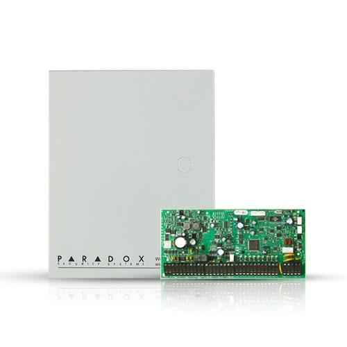 Centrala alarma antiefractie Paradox Digiplex EVOHD + Carcasa metalica cu traf, 8 partitii, 8-192 zone, 5-32 PGM imagine spy-shop.ro 2021