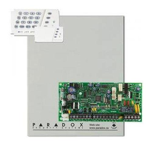 CENTRALA ALARMA ANTIEFRACTIE PARADOX SP 4000+K636