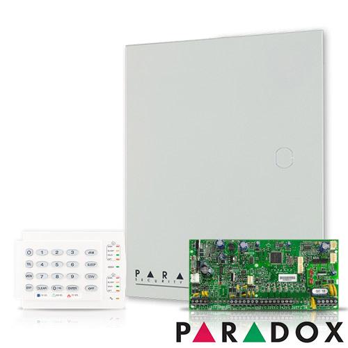 Centrala alarma antiefractie Paradox Spectra SP 5500+K10H imagine