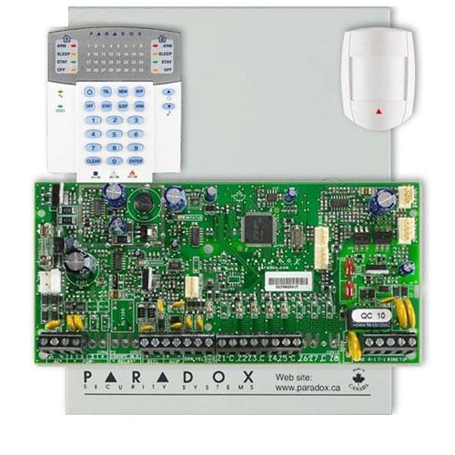 Centrala alarma antiefractie Paradox Spectra SP 5500+DG55+K32+ imagine