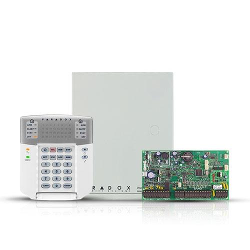 Centrala alarma antiefractie Paradox Spectra SP 7000+K32+ imagine