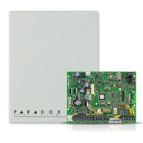 Centrala alarma antiefractie wireless Paradox Magellan MG 5000 + Carcasa metalica cu traf imagine