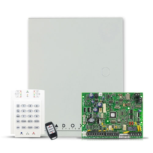 Centrala alarma antiefractie wireless Paradox Magellan MG 5050+K10V+REM15 imagine