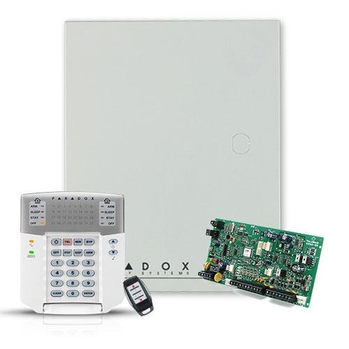 Centrala alarma antiefractie wireless Paradox Magellan MG 5050+K32+REM15 imagine spy-shop.ro 2021