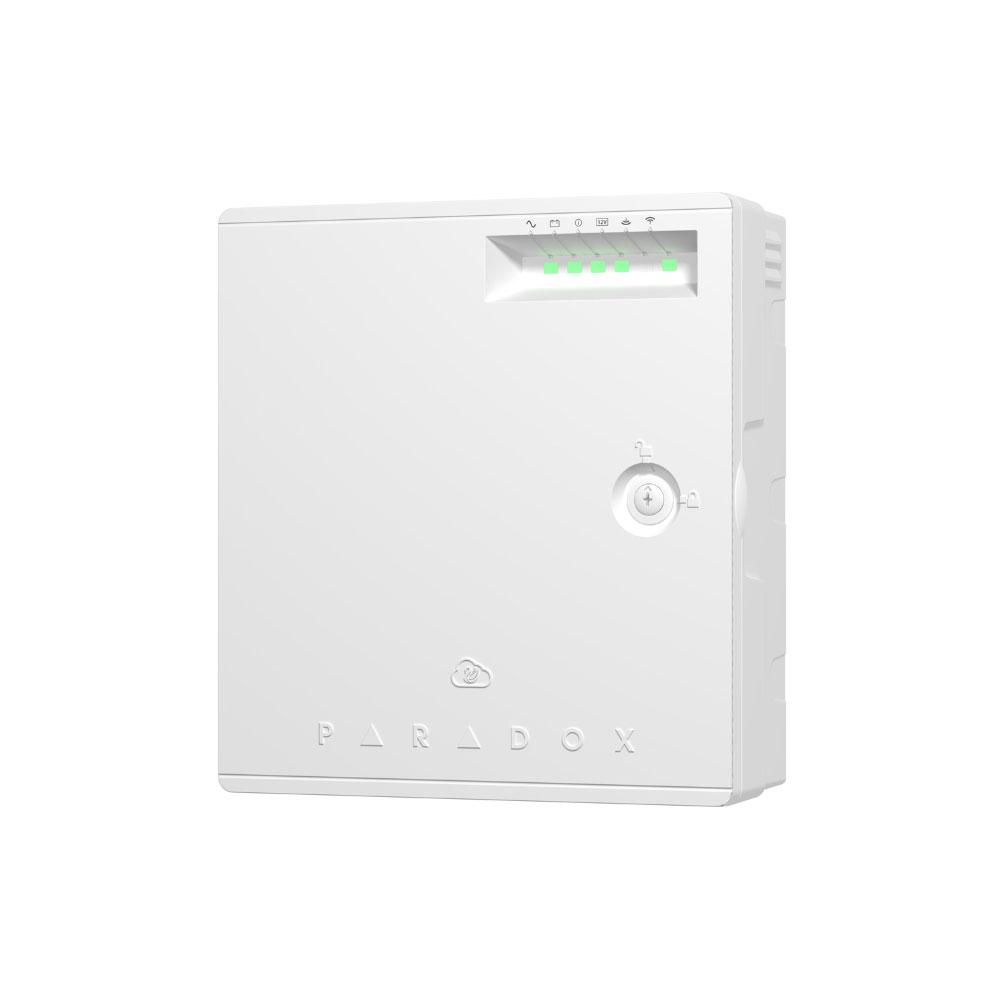 Centrala alarma antiefractie wireless Paradox Magellan MG5075, 32 zone, 32 coduri utilizatori, 512 evenimente imagine