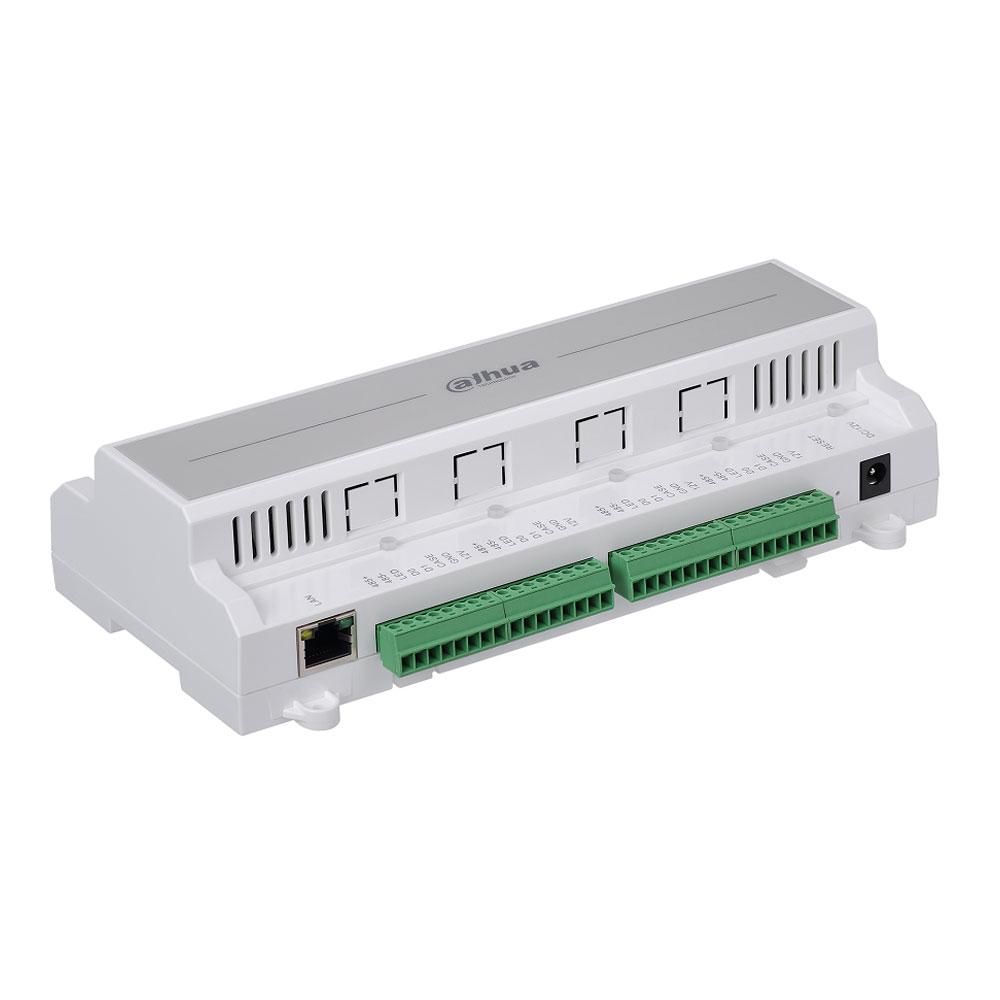 Centrala control acces Dahua ASC1204B-S, 5 iesiri, 100000 carduri, 150000 evenimente imagine