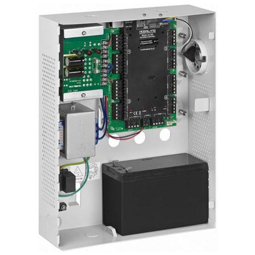 Centrala control acces in carcasa ROSSLARE AC-425-BE, 30000 utilizatori, 20000 evenimente, 4 cititoare imagine