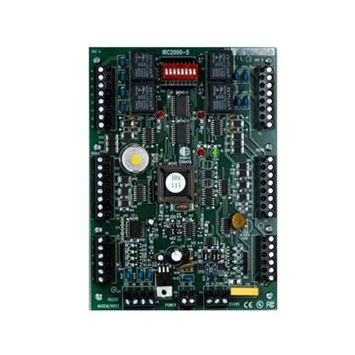 Centrala control acces RBH IRC2000PCB, 2 usi, 5000 carduri, 3000 evenimente imagine